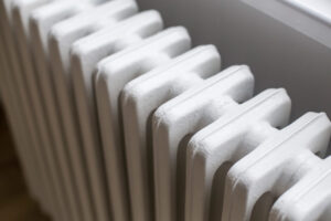 Fitted radiator