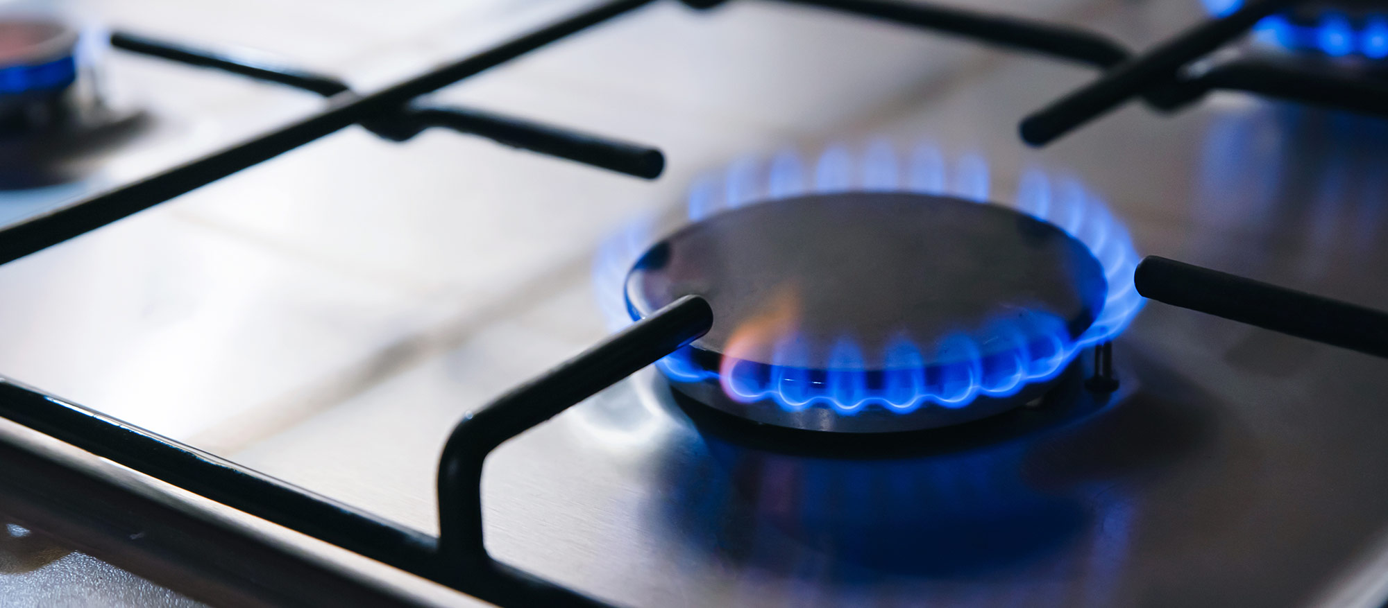 Gas Registered for safe and reliable installation